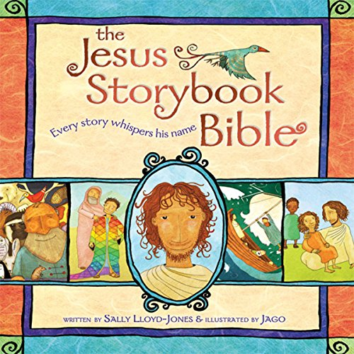 Book Cover: The Jesus Storybook bible