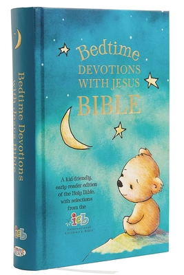 Book Cover: Bedtime Devotions with Jesus Bible