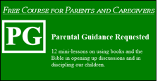 PG - Parental Guidance Requested